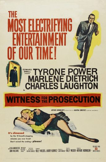Watch Witness for the Prosecution