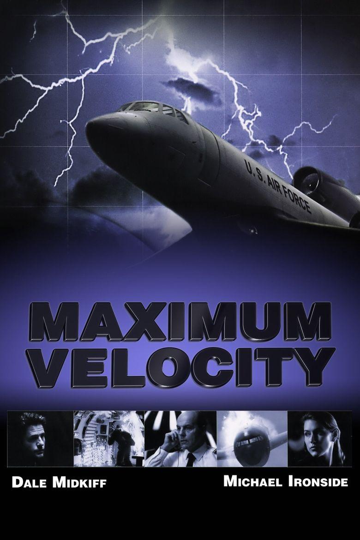 Maximum Velocity Poster