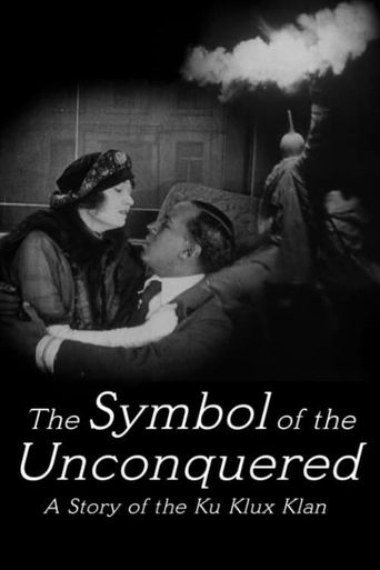 The Symbol of the Unconquered Poster