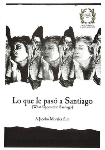 What Happened to Santiago Poster