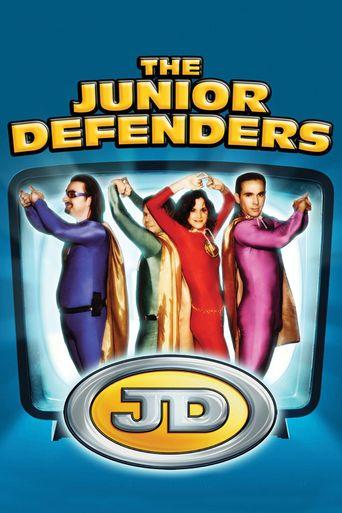 The Junior Defenders Poster