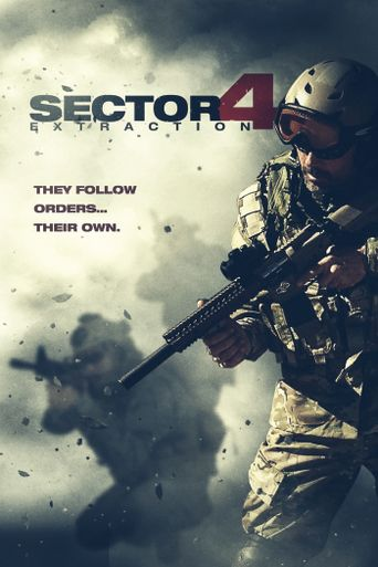 Sector 4: Extraction Poster