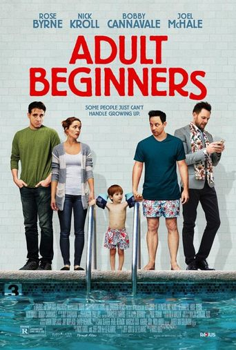 Watch Adult Beginners