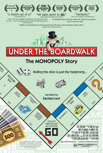 Watch Under the Boardwalk: The Monopoly Story