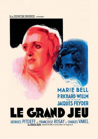 Le Grand Jeu Poster