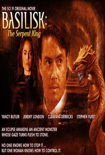Basilisk: The Serpent King Poster