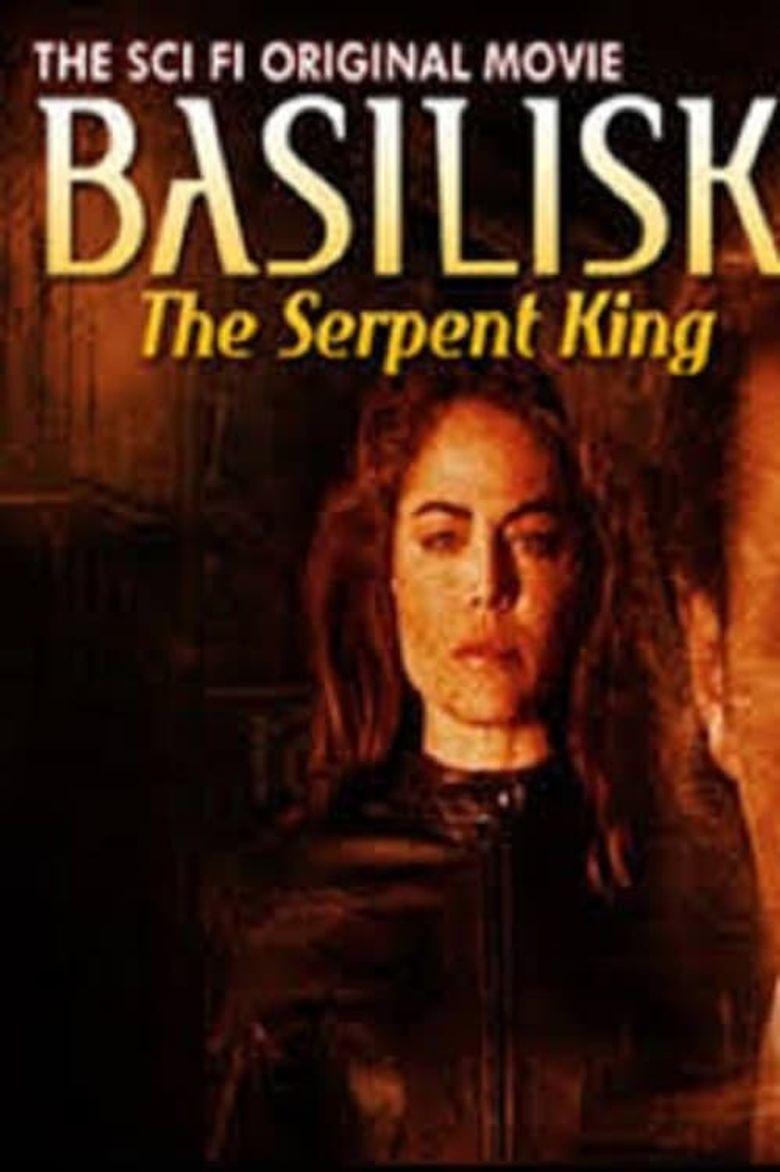 Basilisk: The Serpent King Poster