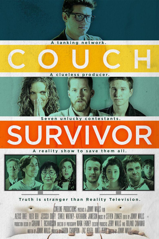 Couch Survivor Poster