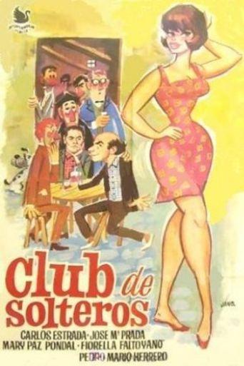 Club de solteros Poster