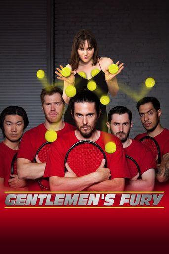 Gentlemen's Fury Poster