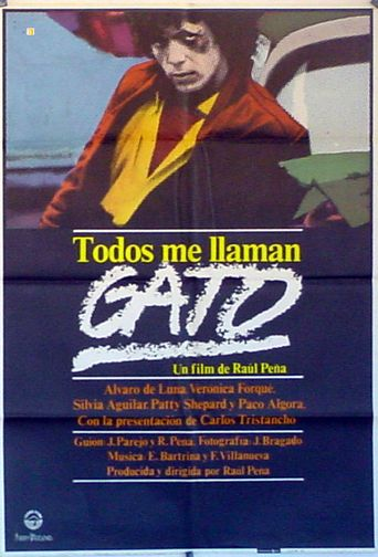 Everybody Calls Me 'The Cat' Poster