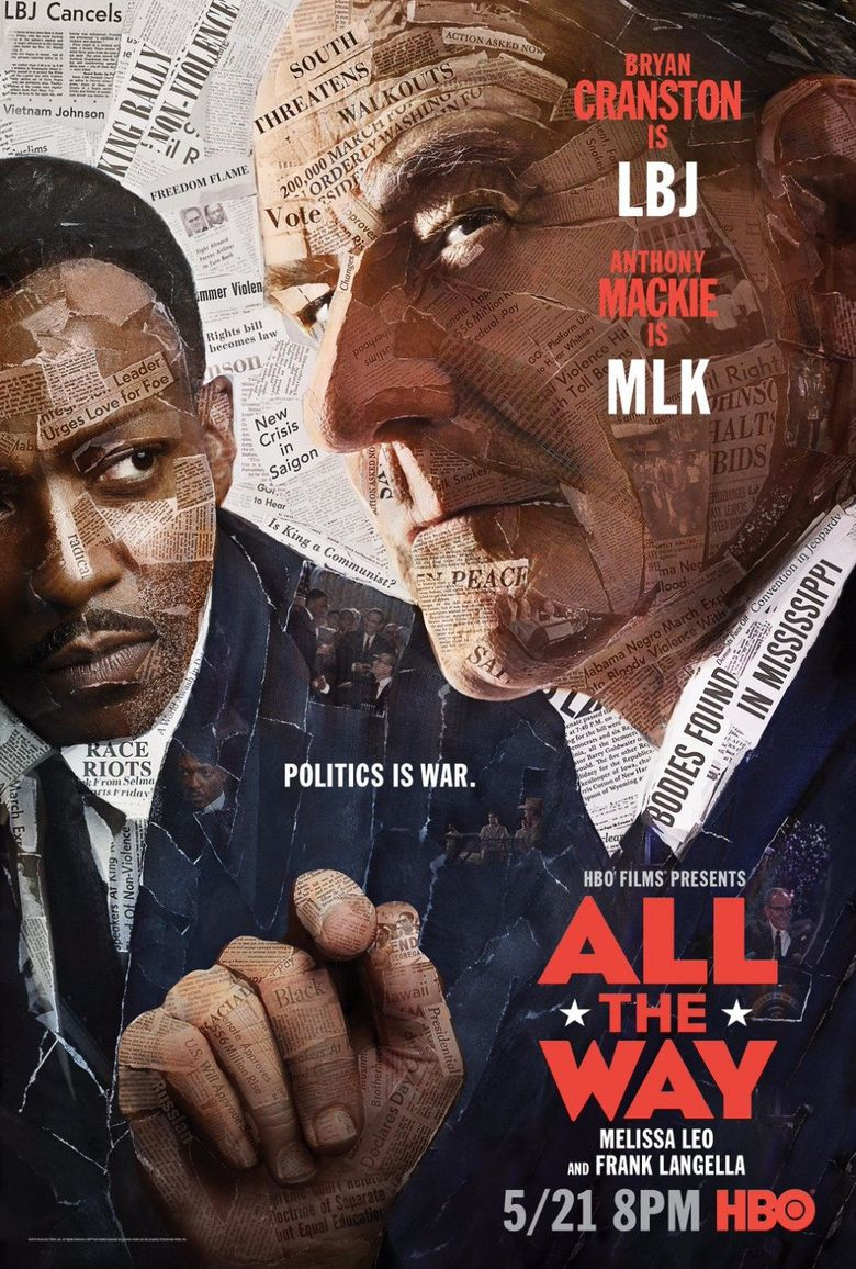 All the Way Poster