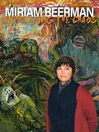 Miriam Beerman: Expressing the Chaos Poster