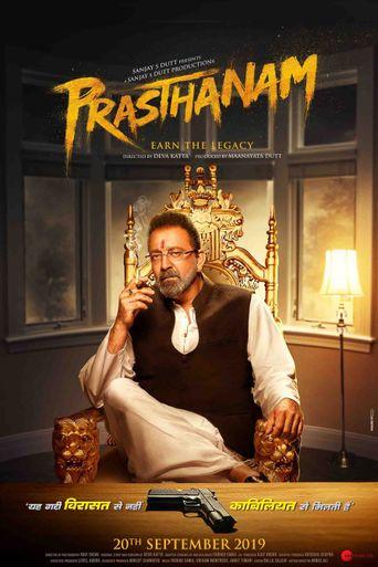 Prassthanam Poster