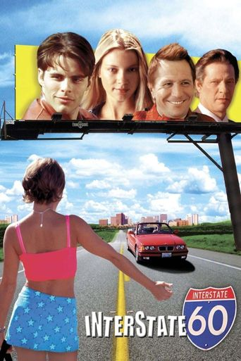 Interstate 60 Poster