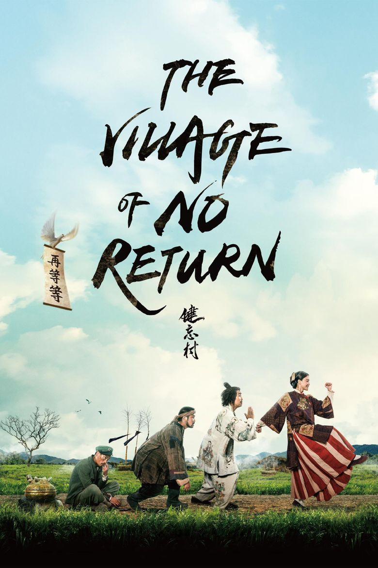 The Village of No Return Poster