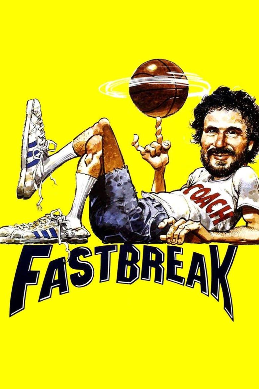 Fast Break Poster