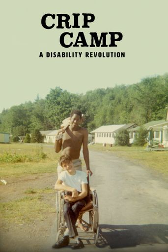 Crip Camp: A Disability Revolution Poster