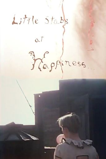 Little Stabs at Happiness Poster