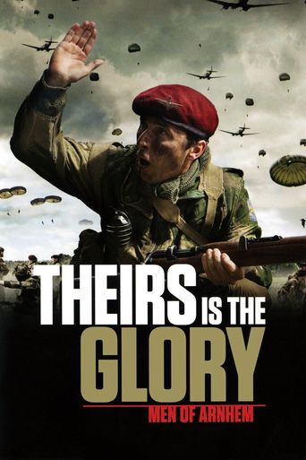 Theirs Is the Glory Poster