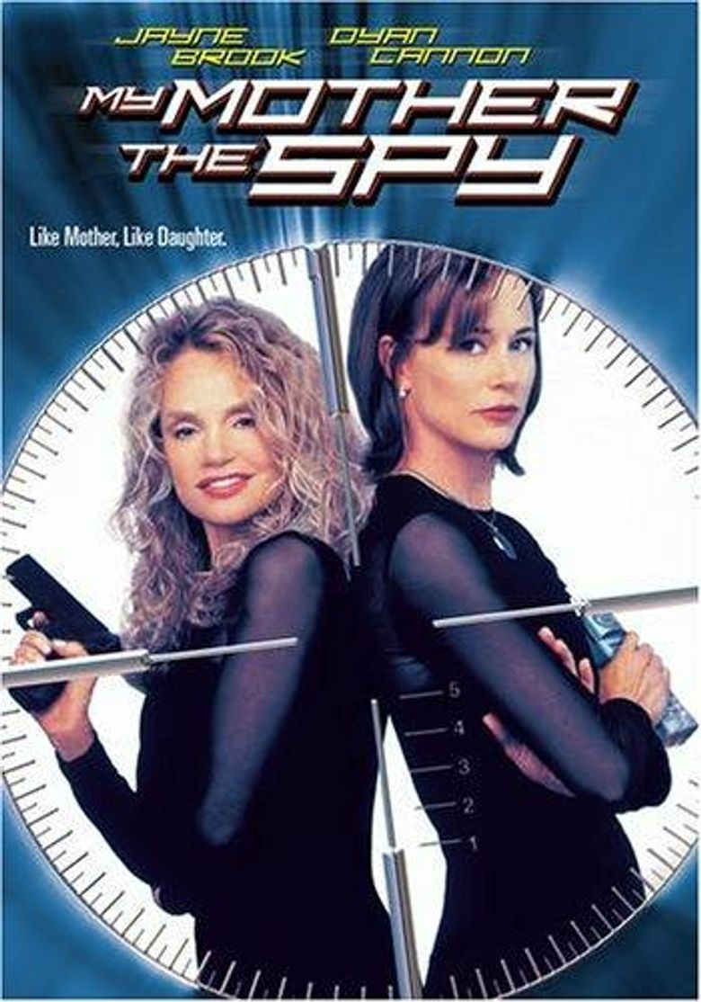 My Mother, the Spy Poster