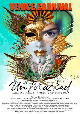 Venice Carnival Unmasked Poster