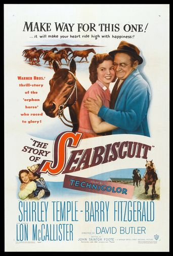 Watch The Story of Seabiscuit