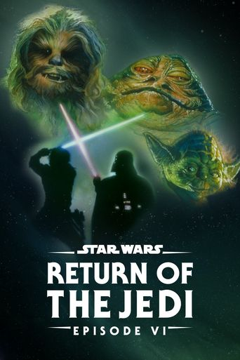 Star Wars: Return of the Jedi Poster