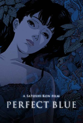Perfect Blue Poster