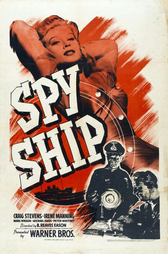 Spy Ship Poster
