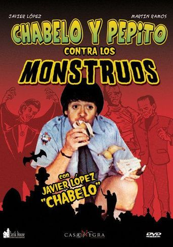Chabelo and Pepito vs. the Monsters Poster
