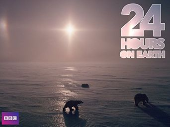 24 Hours on Earth Poster