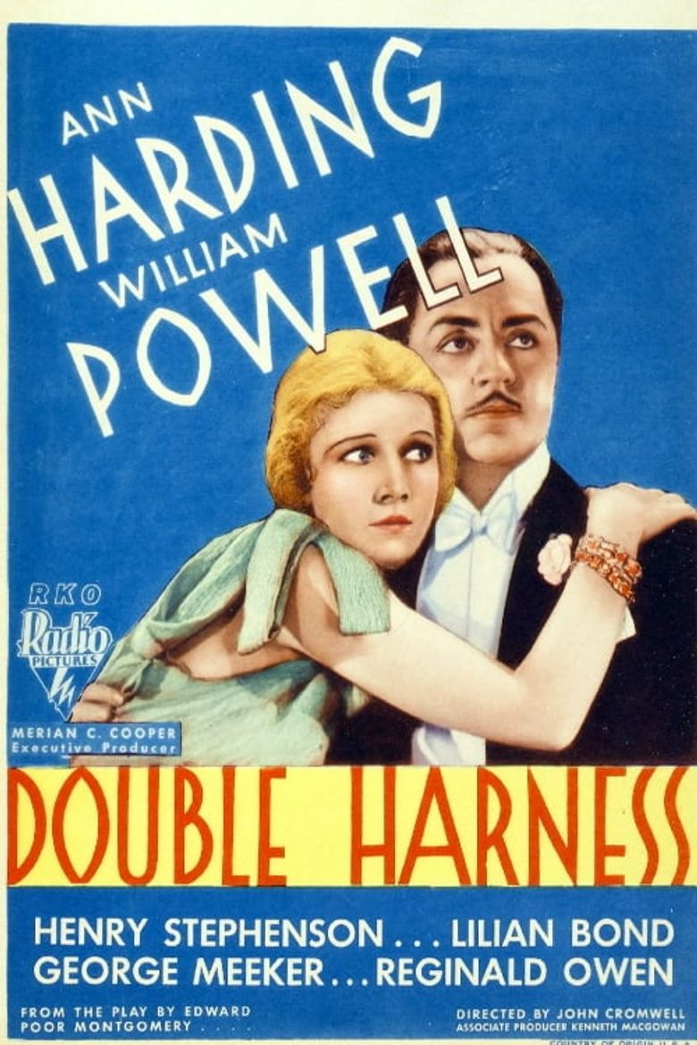 Double Harness Poster