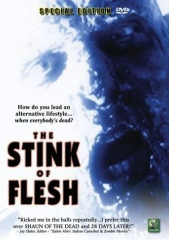 The Stink of Flesh Poster