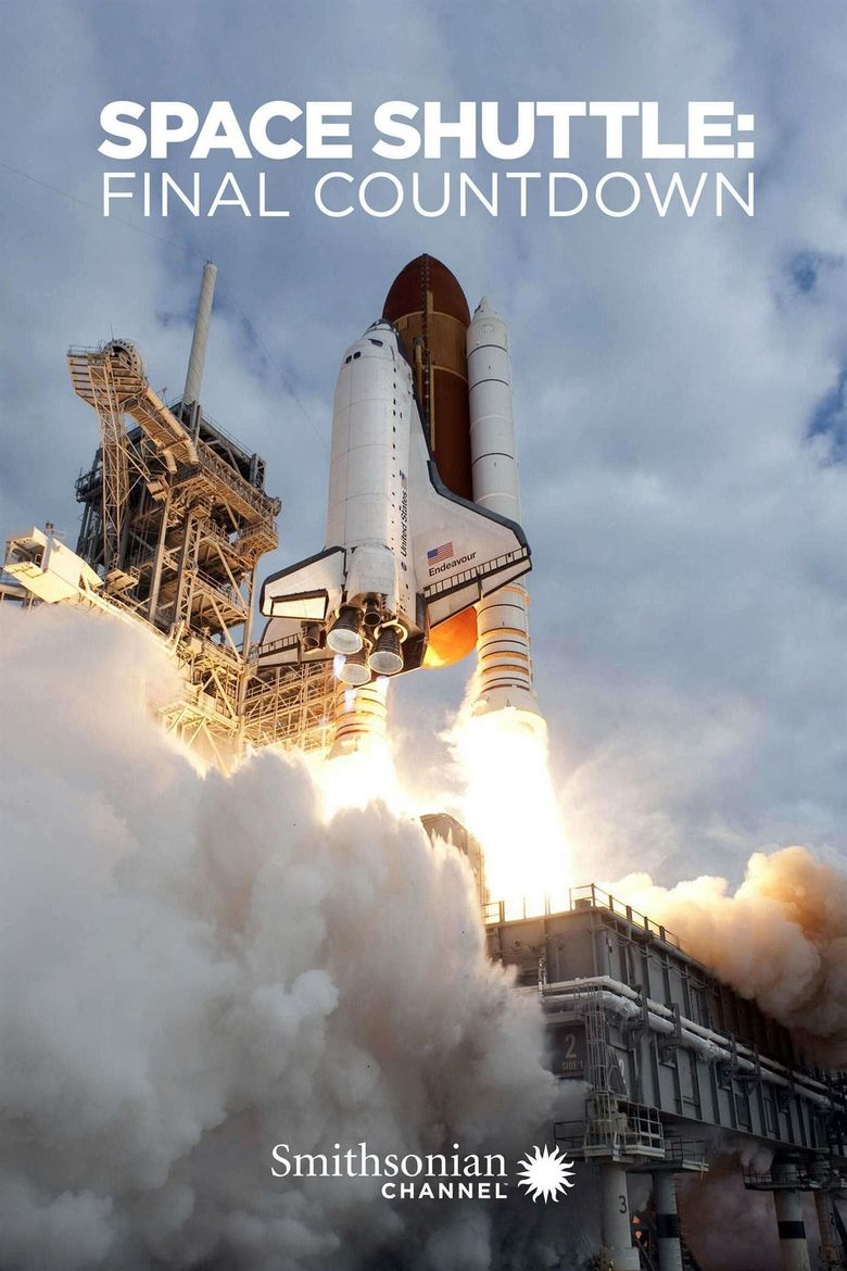 Space Shuttle: Final Countdown Poster
