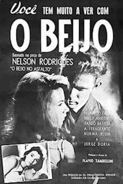O Beijo Poster