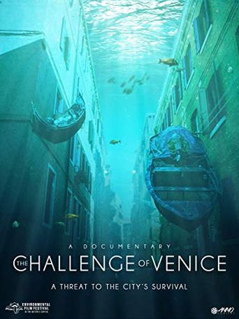 The Challenge of Venice Poster