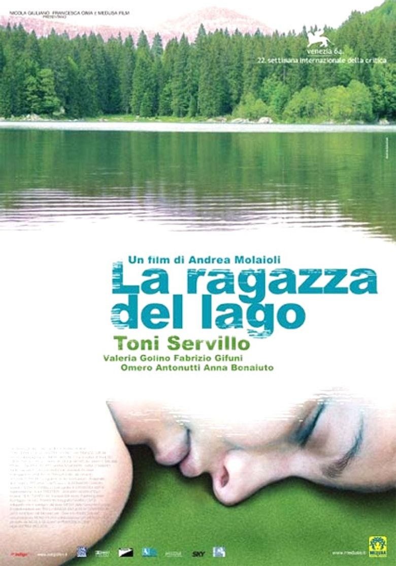 The Girl by the Lake Poster