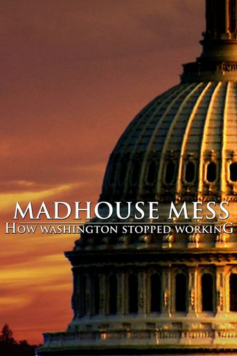 Madhouse Mess Poster