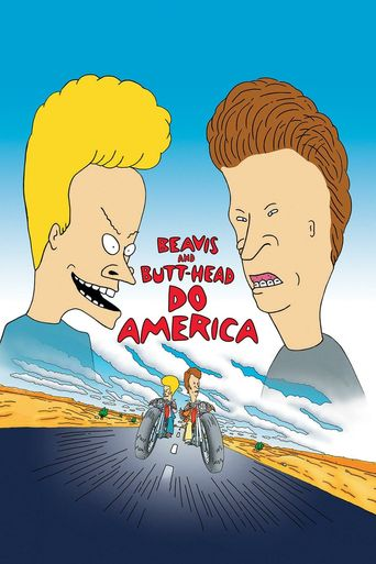 Watch Beavis and Butt-Head Do America