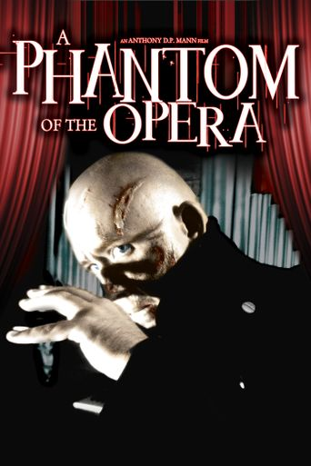 A Phantom of the Opera Poster