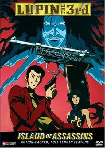 Lupin the Third: Walther P38 Poster