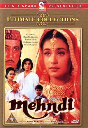 Mehndi Poster