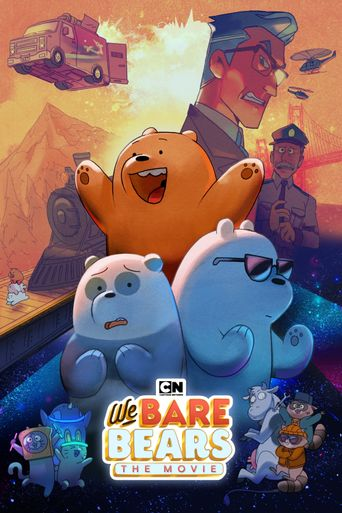 We Bare Bears: The Movie Poster