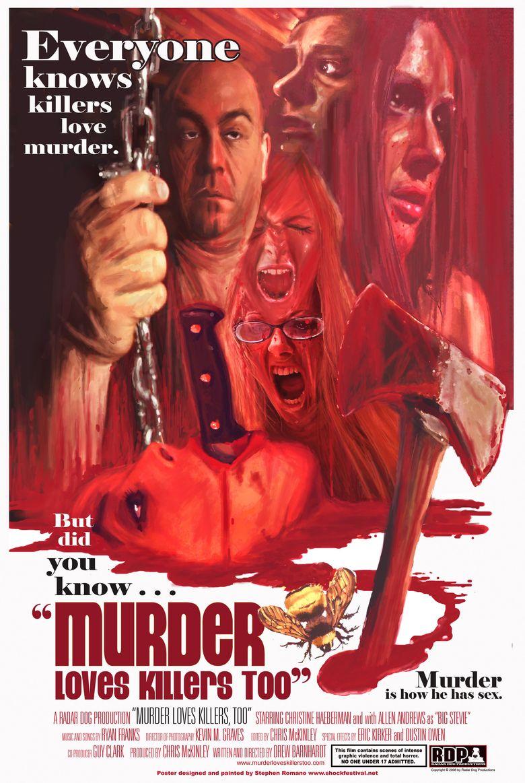 Murder Loves Killers Too Poster
