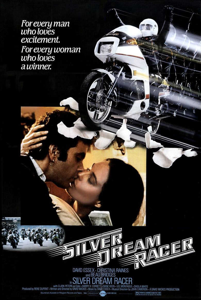 Silver Dream Racer Poster