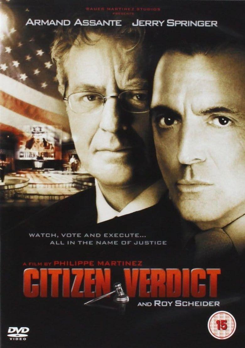 Citizen Verdict Poster