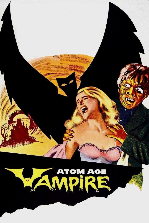 Atom Age Vampire Poster