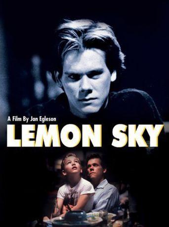 Lemon Sky Poster