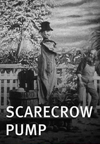 Scarecrow Pump Poster